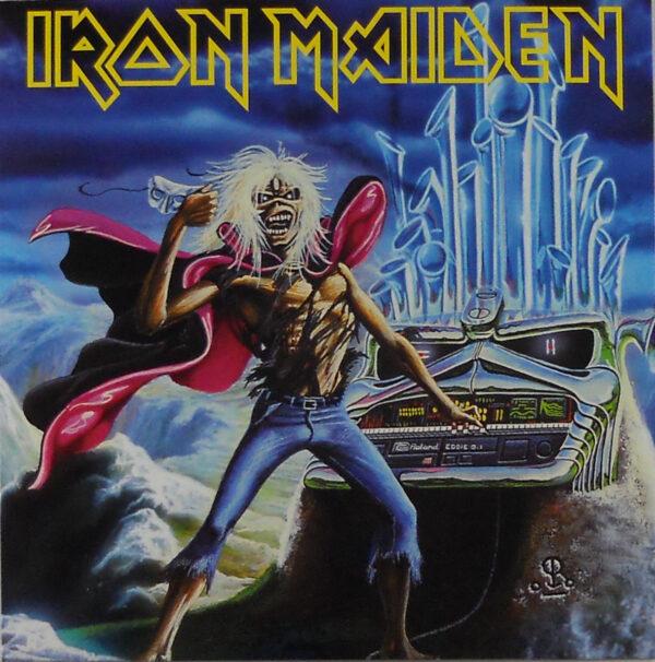 iron maiden run to the hills(live) euro 7