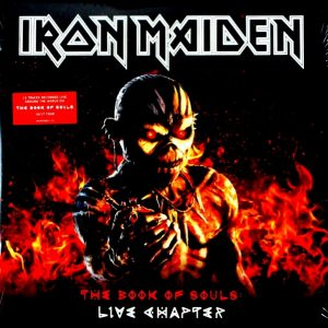 IRON MAIDEN the book of souls - live 16/17 LP