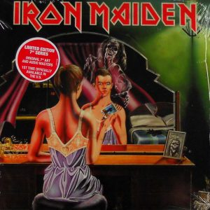 iron maiden twilight zone 2014 7 inch