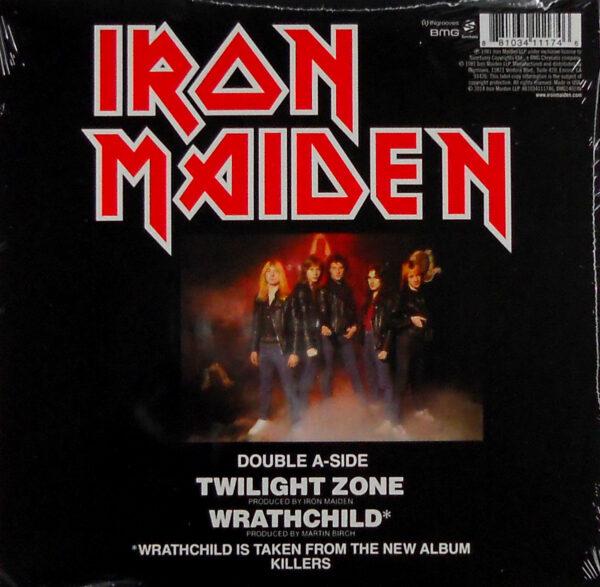iron maiden twilight zone 2014 7 inch