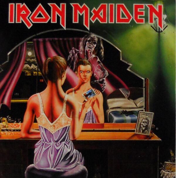 iron maiden twilight zone euro 7