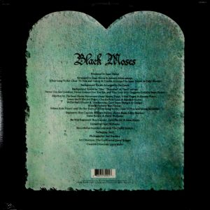 HAYES, ISAAC black moses LP
