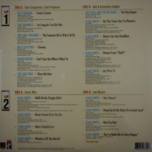 HAYES, ISSAC the spirit of memphis - col vinyl LP