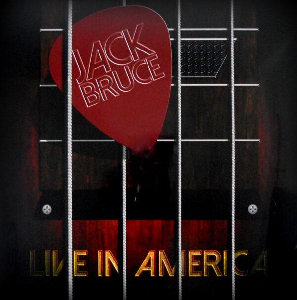 JACK BRUCE live in america LP