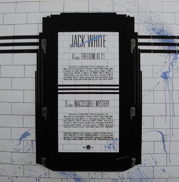 jack white freedom at 21 7