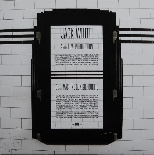 jack white love interruption 7