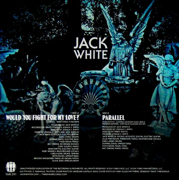 jack white would you fight 7