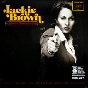VARIOUS ARTISTS jackie brown LP