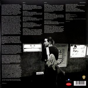 PASTORIUS, JACO anthology LP back