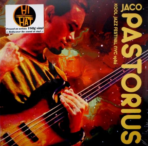 PASTORIUS, JACO kool jazz festival LP