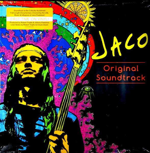 jaco soundtrack lp front