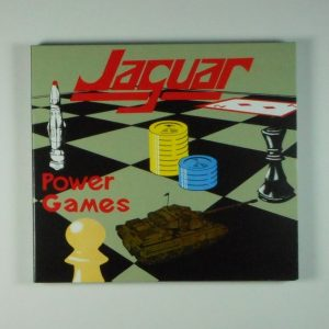 JAGUAR power games CD