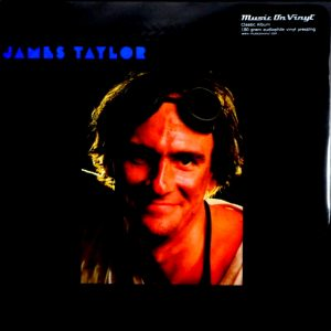 TAYLOR, JAMES dad loves his work LP