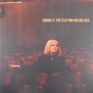 JEMMA & THE CLIFTON HILLBILLIES self titled LP