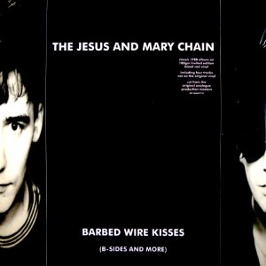 JESUS AND MARY CHAIN, THE barbed wire kisses - red vinyl LP