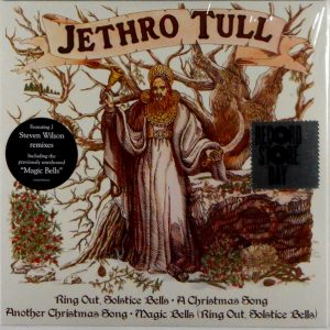 """JETHRO TULL ring out, solstice bells 7"""""""