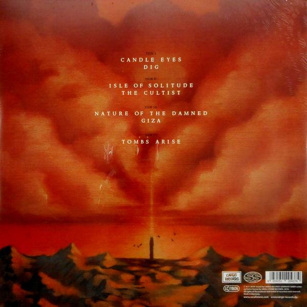 JIRM (JEREMY IRONS & THE RATGANG MALIBUS surge ex monumentis LP