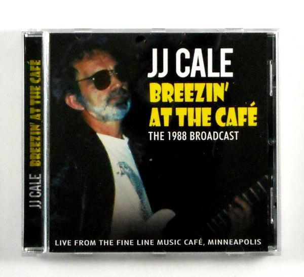 CALE, J.J. breezin' at the café CD