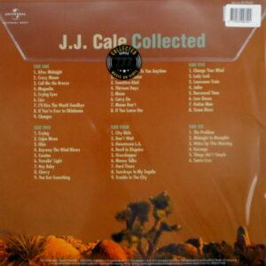 CALE, J.J. J.J. Cale collected LP
