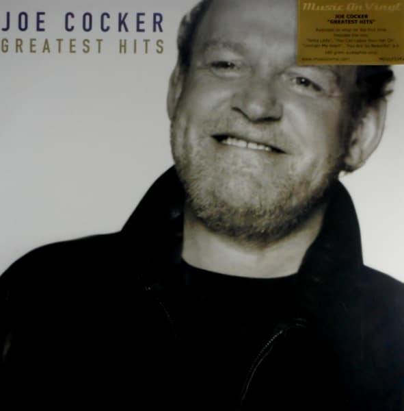 COCKER, JOE greatest hits LP