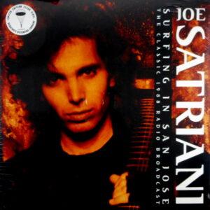 SATRIANI, JOE surfing in san jose LP