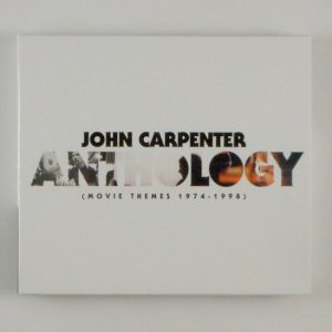 CARPENTER, JOHN anthology - movie themes 1974 - 1998 CD