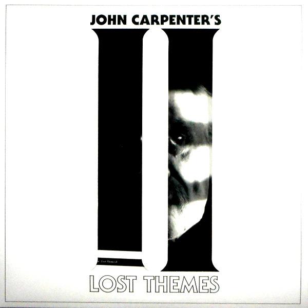 CARPENTER, JOHN lost themes 2 LP
