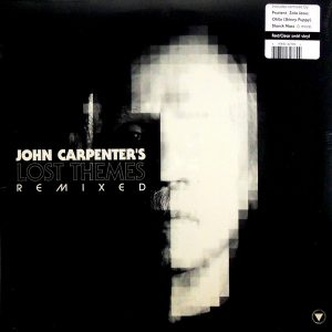 CARPENTER, JOHN lost themes remixed LP