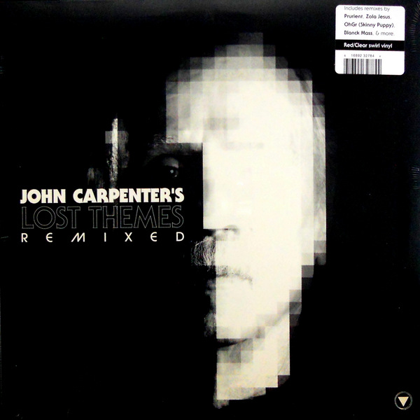 CARPENTER, JOHN lost themes remixed LP