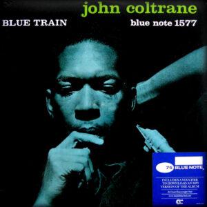 COLTRANE, JOHN blue train LP