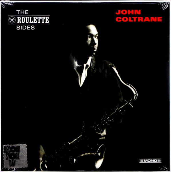 COLTRANE, JOHN the roulette sides 10""