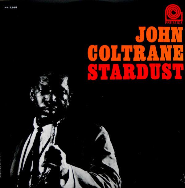 COLTRANE, JOHN stardust LP