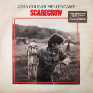 MELLENCAMP, JOHN COUGAR scarecrow LP