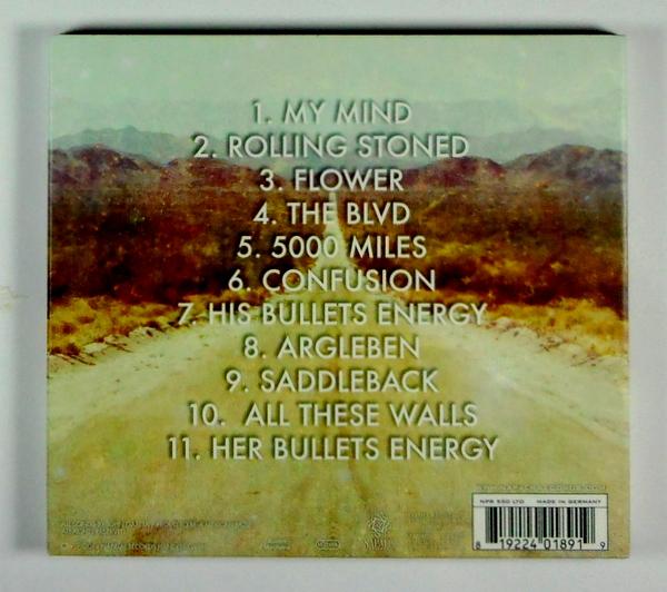KYUSS (JOHN GARCIA) john garcia CD