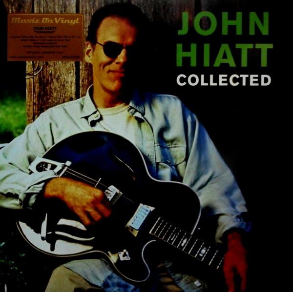 HIATT, JOHN john hiatt collected - col vinyl LP