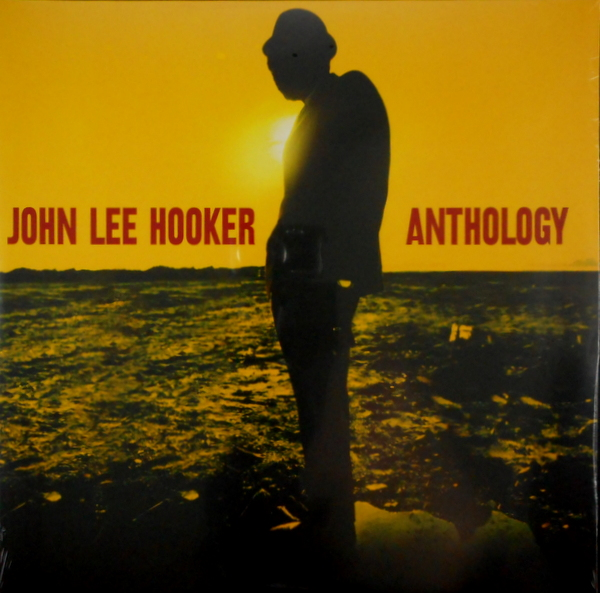 HOOKER, JOHN LEE john lee hooker anthology LP