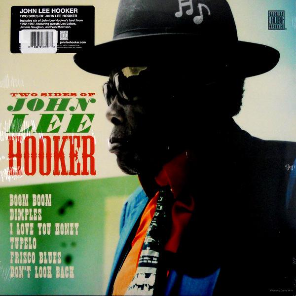 HOOKER, JOHN LEE two sides of LP