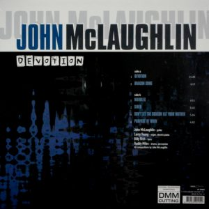 McLAUGHLIN, JOHN devotion LP