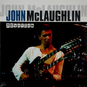 McLAUGHLIN, JOHN devotion LP