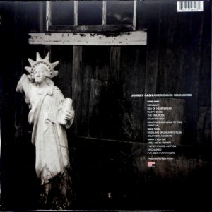 CASH, JOHNNY american 2 - unchained LP