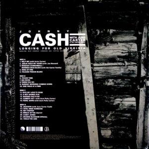 CASH, JOHNNY longing for old virginia LP
