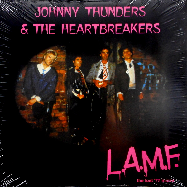 THUNDERS, JOHNNY & THE HEARTBREAKERS L.A.M.F. the lost '77 mixes LP