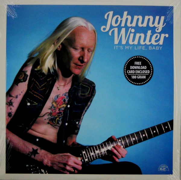 WINTER, JOHNNY it's my life baby LP