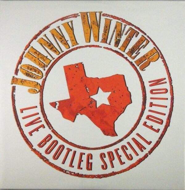 WINTER, JOHNNY live bootleg series vol 4 LP