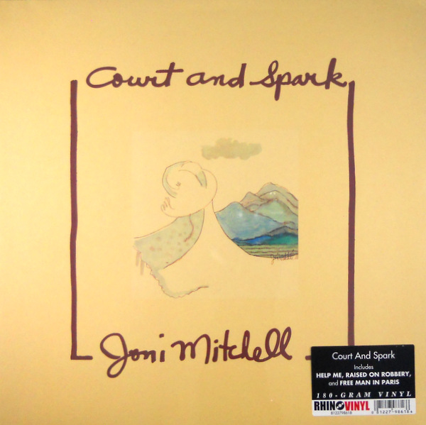MITCHELL, JONI court and spark LP