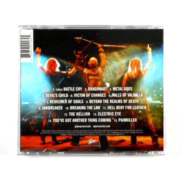JUDAS PRIEST battle cry CD