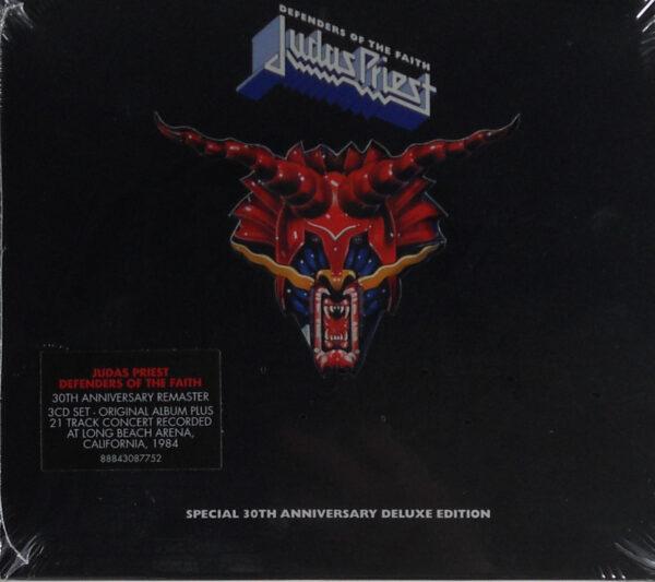 JUDAS PRIEST defenders of the faith - deluxe CD