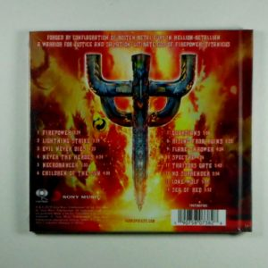 JUDAS PRIEST firepower - deluxe CD