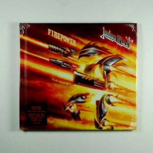 JUDAS PRIEST firepower - deluxe CD