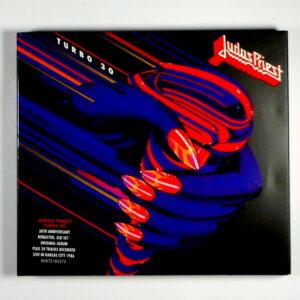 JUDAS PRIEST turbo - 30th anniversary CD